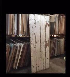 Trestle Table - Vintage Woolstore doors Geelong Geelong City Preview