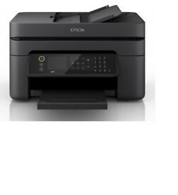 Epson WF 2850 Inkjet Printer - Under a year old.