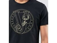 Versace T-Shirt With Large Logo