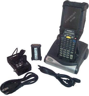 Zebra Motorola Mc9090 Redbeam Inventory Compatible Mobile Computer Barcode Wifi