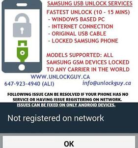 UNLOCK ANY SAMSUNG, LG, IPHONE, HTC, BLACKBERRY, MOTOROLA, ZTE MORE, REMOTE USB UNLOCK, T-MOBILE UNLOCK AND MANY MORE