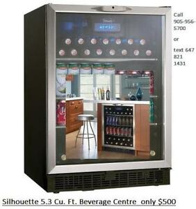 Silhouette 5.3 Cu. Ft. Beverage Centre (DBC514BLS)