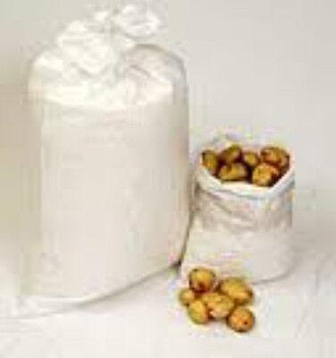 50x Woven Polypropylene Bags 22x36