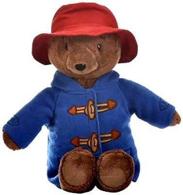 PADDINGTON BEAR  15cm CUDDLY TOY GENUINE LICENSED