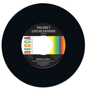 Johnny Caswell You Don't Love Me Anymore/Manny Corchado Northern Soul Vinyl Hear