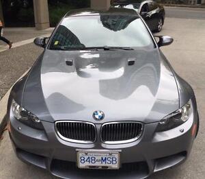 2008 BMW M 3 Coupe   MANUAL TRANS
