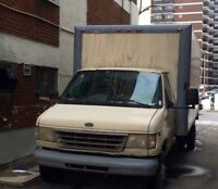 MOVERS THAT YOU CAN TRUST..(2 man $50/hr)