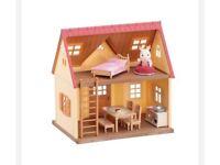Sylvanian Families Cozy Cottage Starter Home