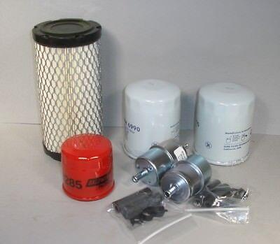 Kubota Bx Filter Maintenance Kit Bx25 Hst - 6 Filters