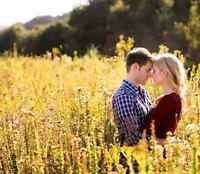Engagement Photography Fall Special starts at just $75