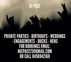 THE RIGHT DJ FOR YOU! AUSTRALIA WIDE Quakers Hill Blacktown Area Preview