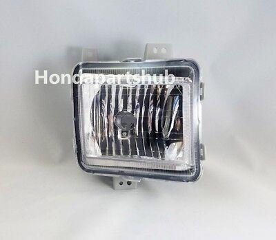 Fog Light Unit (Genuine 09-14 Honda Ridgeline RT RTL & RTS Right Fog Light Unit )