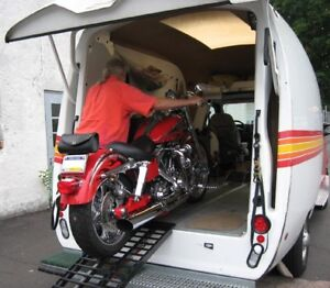 Tow / Transport Your Motorcycle Professionally