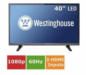 Westinghouse 40 pouces smart