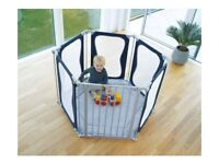 Playpen with tent (Babydan Babyden Lite)