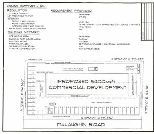 Vacant commercial lot in town! 60 MCLAUGHLIN RD, Lindsay, ON Kawartha Lakes Peterborough Area image 2