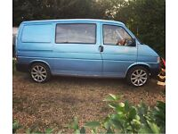 Vw Transporter T4 day van, perfect camper conversion!