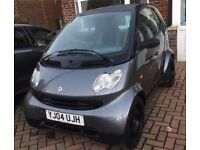 Smart Car....Spares/Repairs or something I've missed?