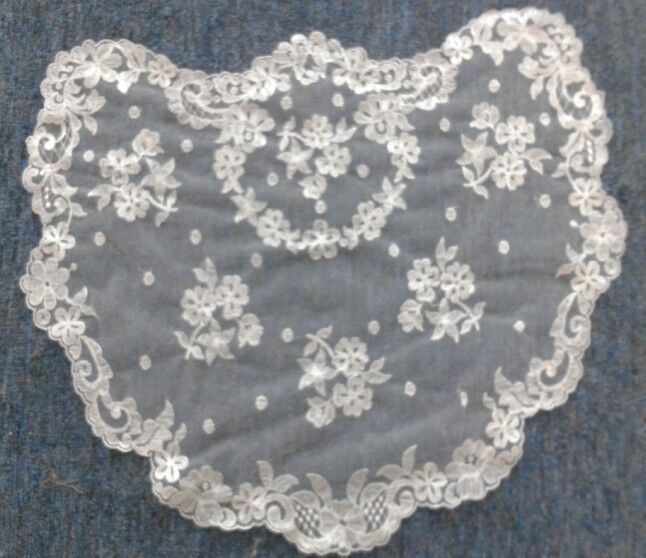 White  First Communion Princess Spanish veils and mantilla Catholic chapel lace