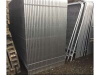 •New• Heras Style Temporary Security Fence Panels