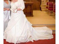 Sonsie Wedding dress size 24