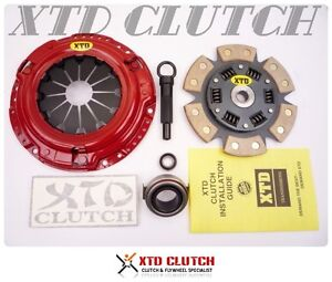 XTD STAGE 2 STREET CLUTCH KIT 94-01 ACURA INTEGRA B18 RS LS GSR GS-R TYPE-R