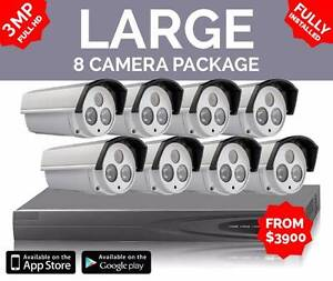 INSTALL THE BEST HD SECURITY CAMERAS IN MELBOURNE Melbourne CBD Melbourne City Preview