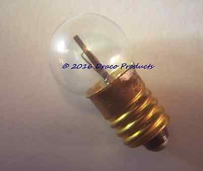 #407 Screw Bulb Flasher lamp NEW for 6-Volt 4