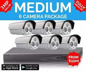 WE INSTALL FULL HD 1080P SECURITY CAMERAS IN HOMES AND BUSINESSES Melbourne CBD Melbourne City Preview