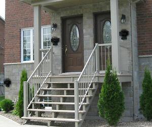 ALUMINIUM-SOFFITE-FACIA-VENTILATION-REVÊTEMENT...+ West Island Greater Montréal image 2