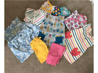 Baby Girl clothes 0-3 and 3-6 Months Boden and P.O.P.