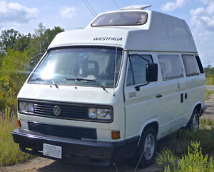 "Volkswagen Vanagon Westfalia ""California"""