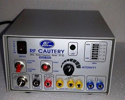 New 2mhz Plastic Surgery With High Frequency Model Dermatology Unit