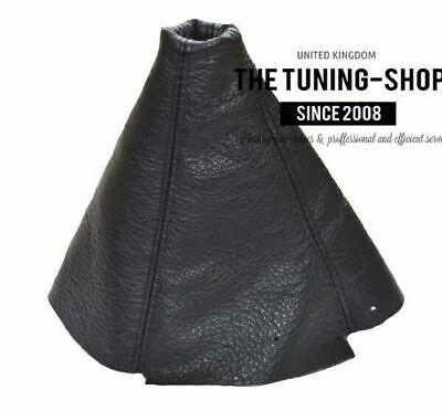 Shift Boot For 2000-2003 Honda S2000 Black Leather