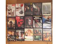 Bundle of 15 DVD films