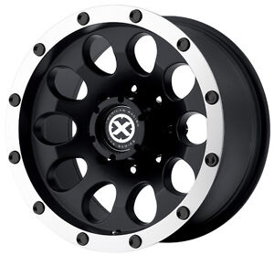 AMERICAN-RACING-16X8-SLOT-ALLOY-MAG-WHEEL-4X4-LANDCRUISER-5-STUD-100-SERIES