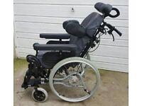 Invacare self propelled Rea Azalea tilt in space Wheel chair