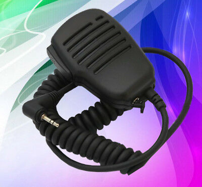 Hand Handheld Shoulder Mic Speaker Motorola Talkabout 2 Two Way Radio 1 Pin Jack