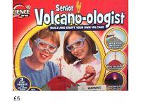 Volcano-ologist