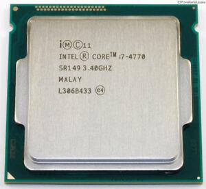 Intel i7-4770, MSI Z87, 16GB combo