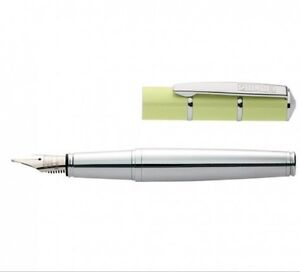 Mini Online-brand Piccolo Fountain Pen, 'Soft Yellow' - brand new North Adelaide Adelaide City Preview