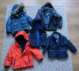Boys 2-3 jacket bundle