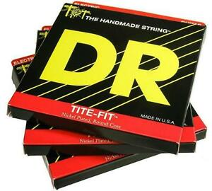 9 packs of strings - DR Tite-Fite 11-50