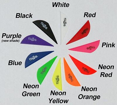 12 36 50 or 100 Pack Bohning Blazer Vanes Arrow Fletching Co