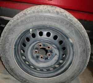NEED GREAT SNOW TIRES FOR YOR VEHICLE ? 225/60R/17's
