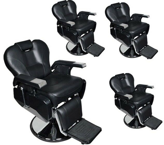 4all Purpose Hydraulic Recline Barber Chairs Salon Beauty...