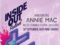 Inside out festival Cardiff