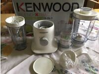 Kenwood 3-in-1 Blender