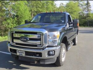 2016 Ford F-250 SRW Super Duty