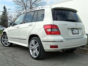 Mercedes Glk 350 - WHITE EXT ON WHITE LEATHER INT